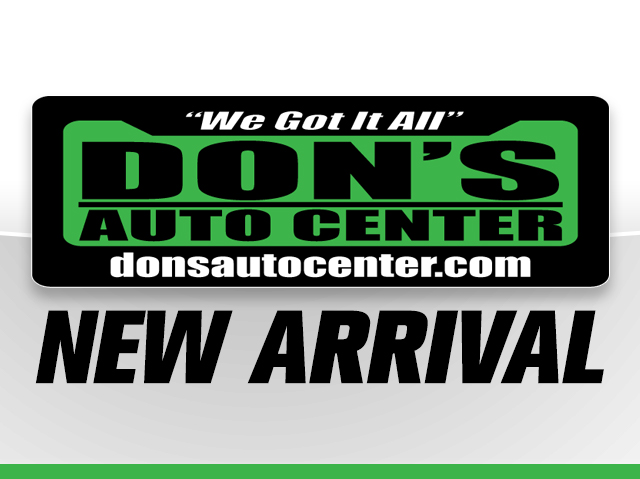 Hundreds Of Vehicles To Choose From At Don S Auto Center