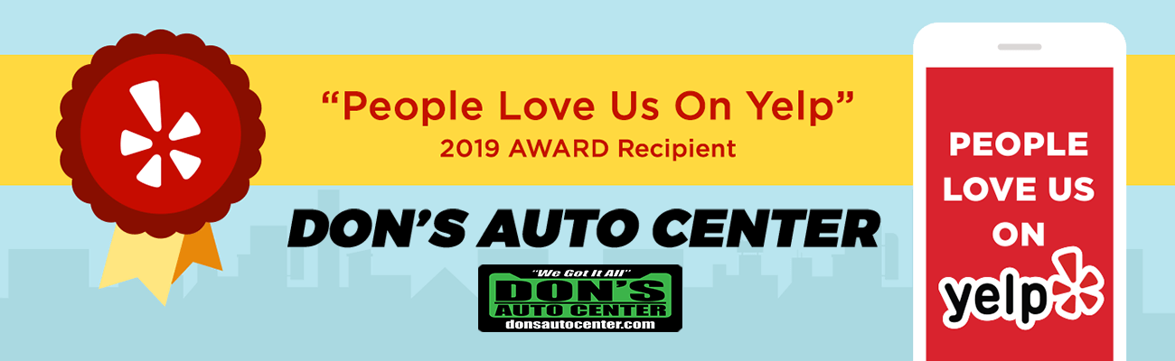 People Love Don's Auto Center