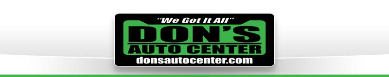 Don's Auto Center